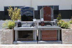 花壇区画墓地